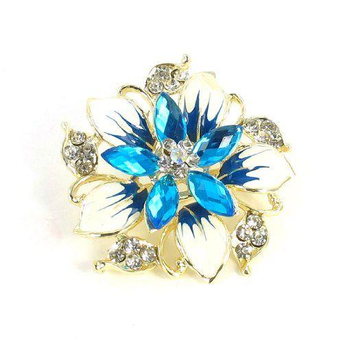 Rosallini Lady Glitter Rhinestone Decor Blue Flower Design Safety Pin Brooch Broach Rosallini,http://www.amazon.com/dp/B00E6P9WSQ/ref=cm_sw_r_pi_dp_32ujsb16ZKJZTFQ2