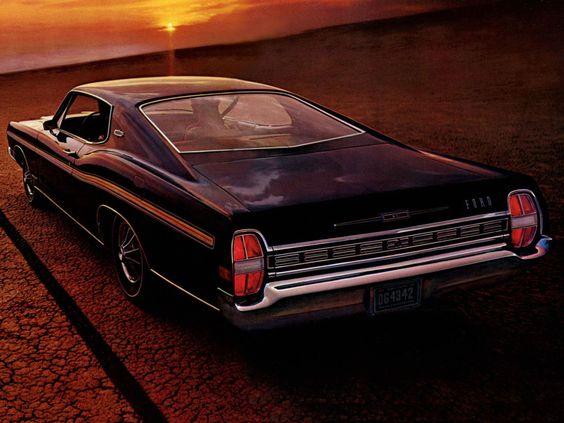 Ford Galaxie   Blog dos Carros Antigos