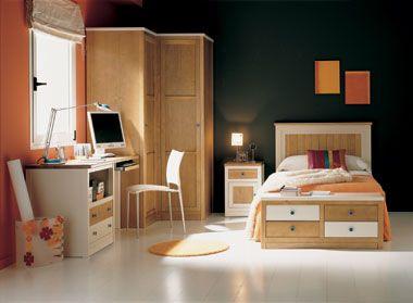 Como decorar la habitaci n de un adolescente decoraci n - Como decorar un armario ...