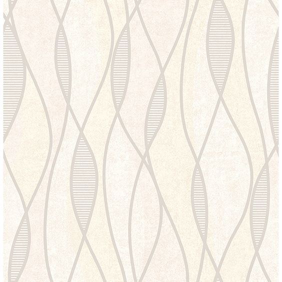 2686-001967 - Gille Blush Geometric - by Brewster