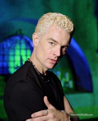 Buffy the Vampire Slayer - Promo shot of James Marsters