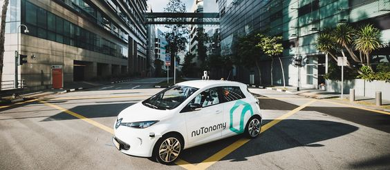 Grab and nuTonomy have partnered to bring self-driving taxis to Singapore