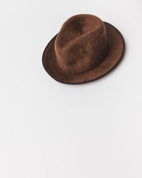 Primo Hat in Hare Caramel