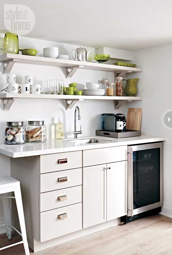 Interiors Kitchenette Ideas Kitchenettes And Cabinets