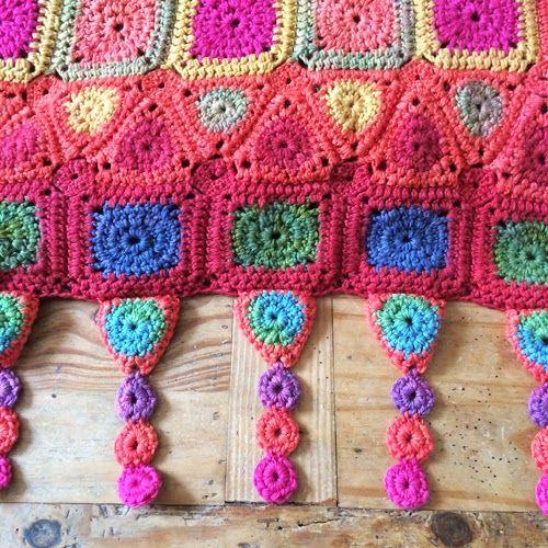 Blanket no 4 Amanda's Crochet Blanket Adventures : Blanket Book Update September 2014