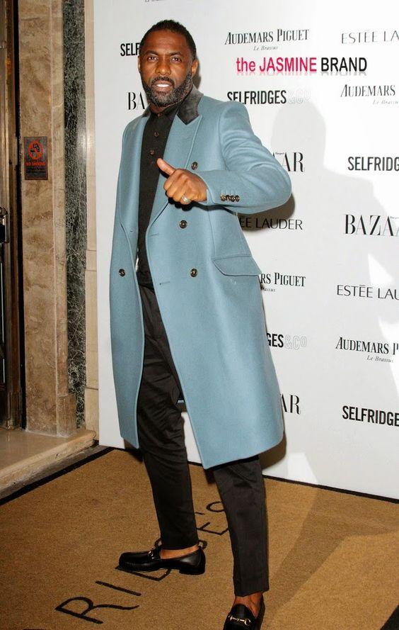 BEESTROH.com: Congrats!! Idris Elba Now The Father Of Baby Boy W...