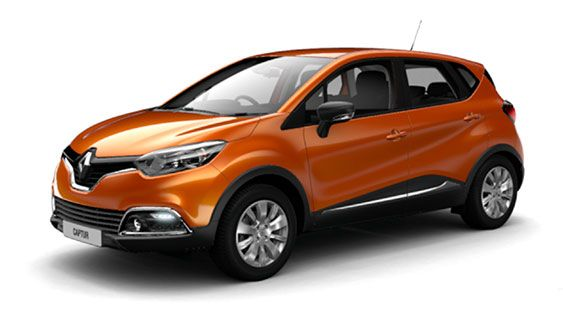 2018 Renault Captur Desert Orange New Cars Car Suv Car