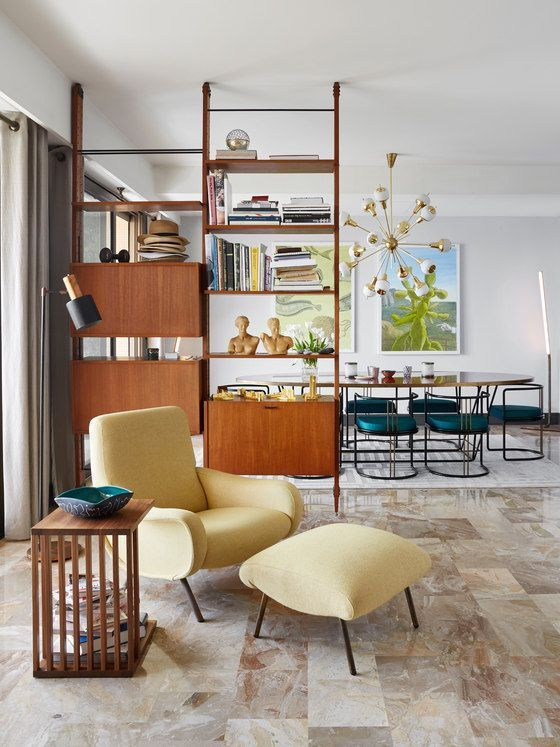 Running Out Of Ideas We Ve Got You Covered Find All The Inspiration Here Luxu Mid Century Modern Living Room Modern Living Room Interior Modern Apartment
