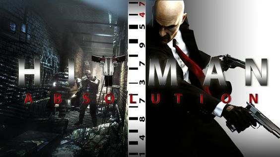 Video Game Hitman  Agent 47 Wallpaper