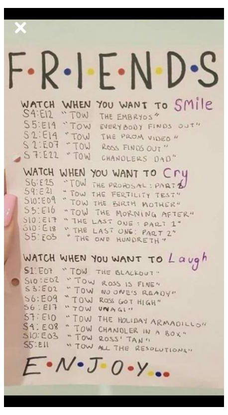 Friends Funny Series To Watch Funnyseriestowatch Episode Smile Cry Laugh Friends In 2020 Friends Show Quotes Funniest Friends Episodes Friends Episodes