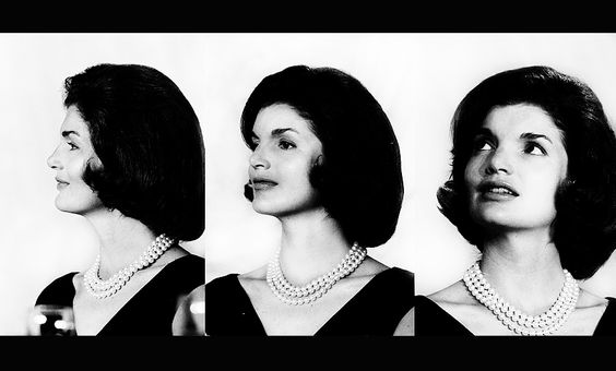 """""""No one else looked like her, spoke like her, wrote like her, or was so original in the way she did things. No one we knew ever had a better sense of self.""""    - Ted Kennedy on Jackie Kennedy Onassis"""