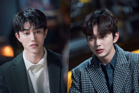 """Yoo Seung Ho And Kwak Dong Yeon Have A Serious Confrontation On """"My Strange Hero"""""""