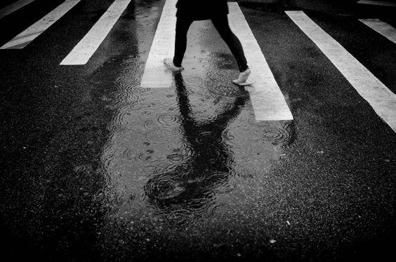 The sound of rain falling. #earnestsewn