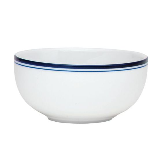 "Dansk ""Bistro Christianshaven Blue"" Fruit Bowl"