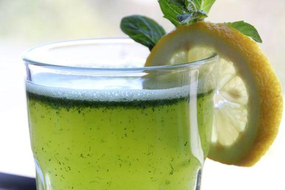 Limonana - Minzlimonade - die erfrischendste Limo der Welt - Schlaraffenwelt - Expedition Genuss