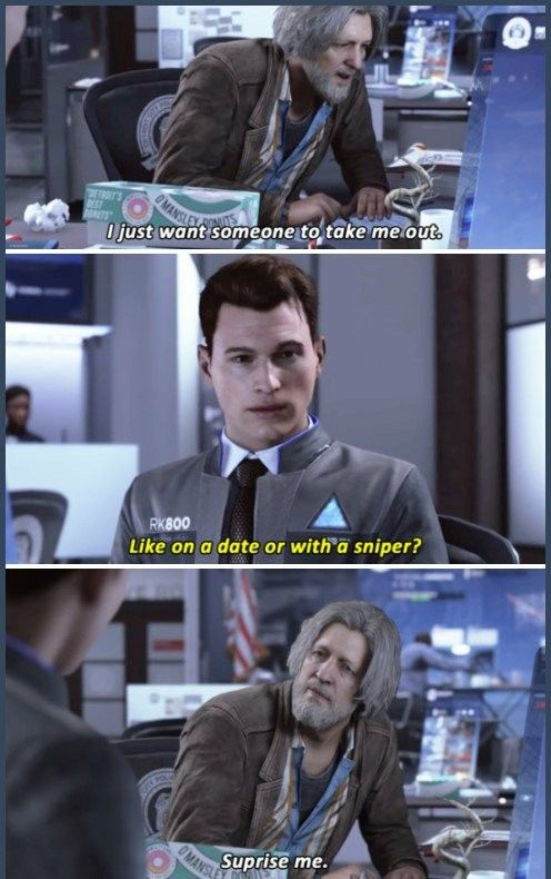 Detroit Become Human Memes Gifs Imgflip