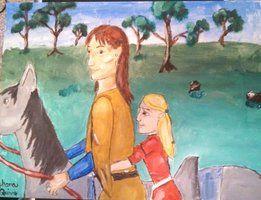 The Halfelven by Zandoz