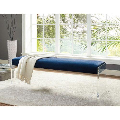 lawson upholstered bedroom bench | panchine, stanze da letto e ... - Panche Per Camera Da Letto
