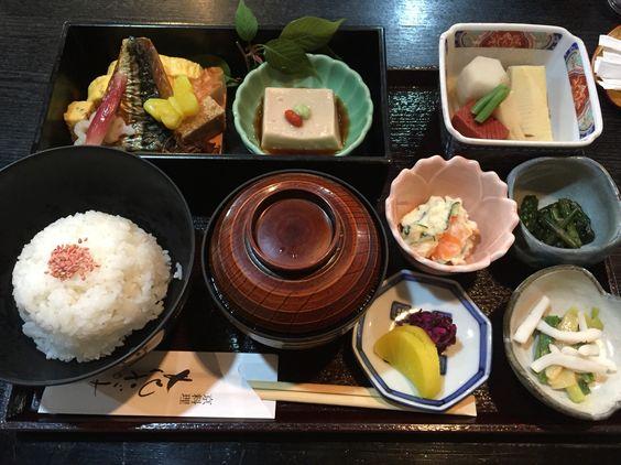 kyoto food obanzai 京都 おばんざい