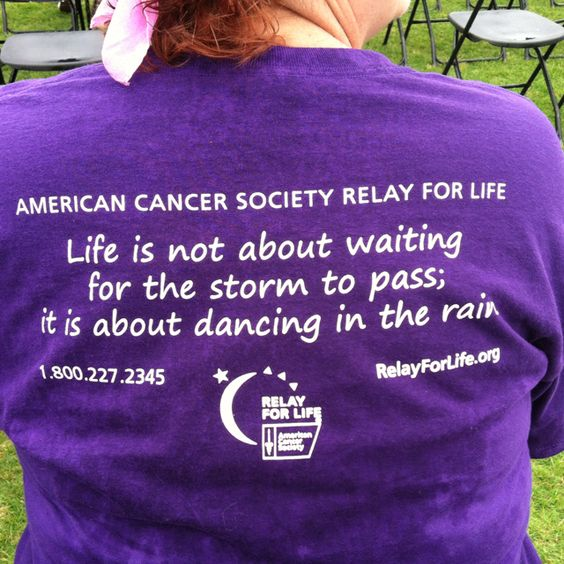 Why we Relay!