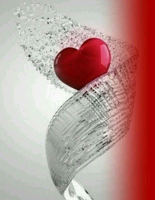 Pin By Judit Juhasz On Hearts Heart Wallpaper Love Heart Images Heart Art