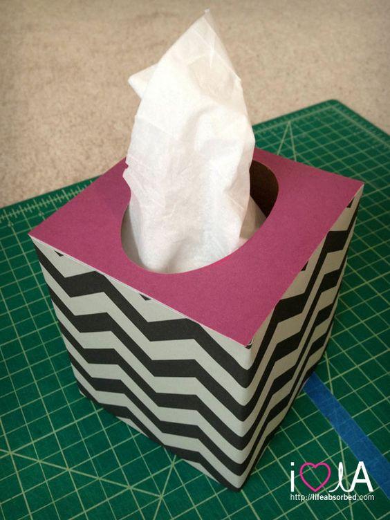 Diy kleenex box cover diy craft ideas pinterest box for Tissue box cover craft