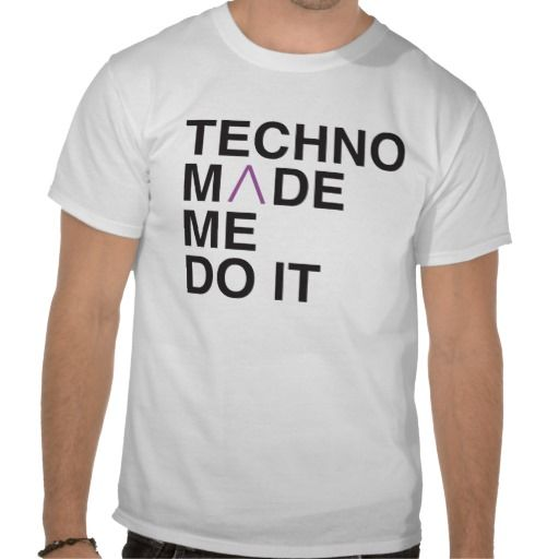 techno interests me