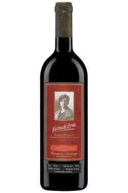 Ca'Rome Maria di Brun Barbaresco 2005   Vin rouge   10957279   SAQ.com