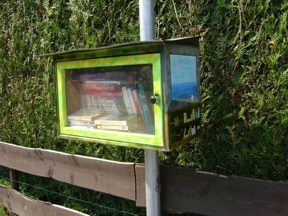 Boîte à Livres Aywaille Sougné Remouchamps