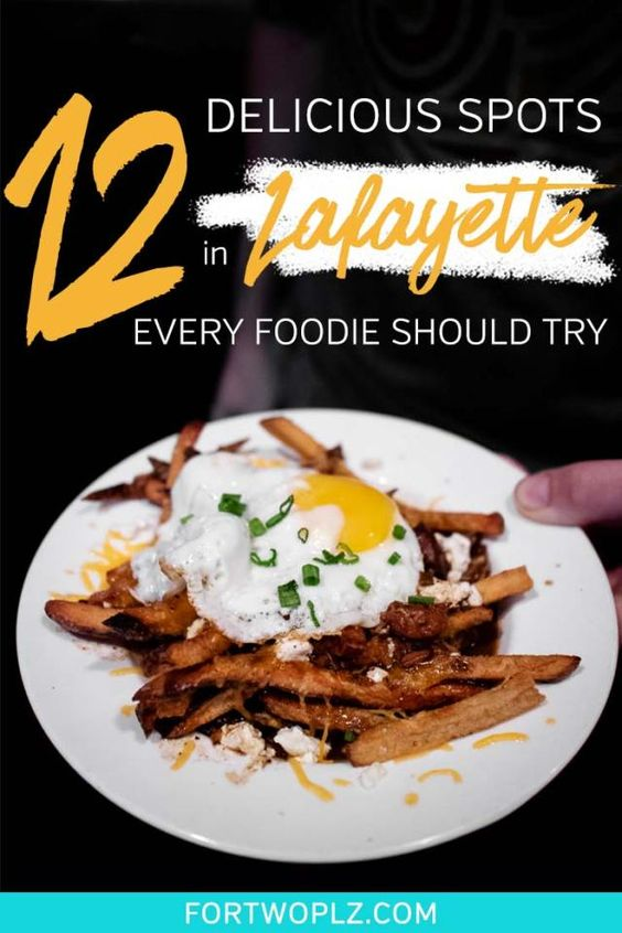 12 Sensational Stops For The Best Food In Lafayette Louisiana Travel Food Food Guide Foodie Travel