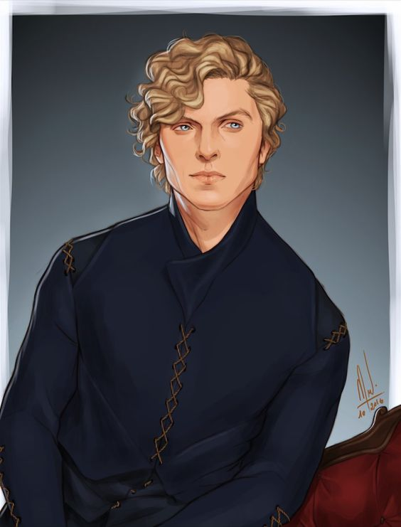 Laurent of Vere by Merwild.deviantart.com on @DeviantArt