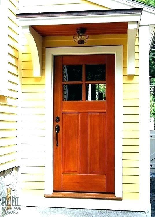 Front Porch Overhang Plans Diy Front Porch Overhang Door Blue