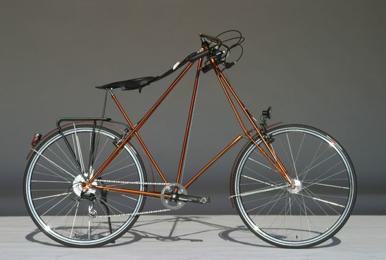 Bike design - Pedersen