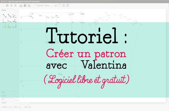 tutoriel comment cr er un patron avec valentina logiciel de patronage open source part 1. Black Bedroom Furniture Sets. Home Design Ideas