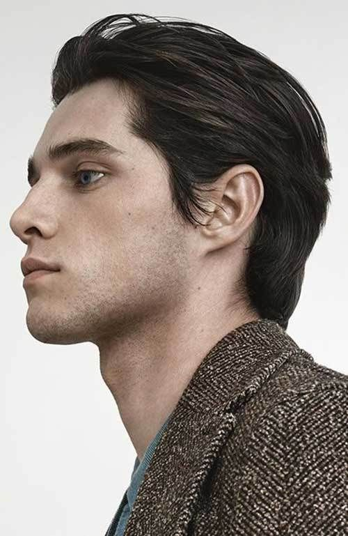 Remarkable Medium Haircuts For Men Mittellange Herrenfrisuren