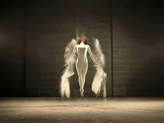 Danse Poudré vertical