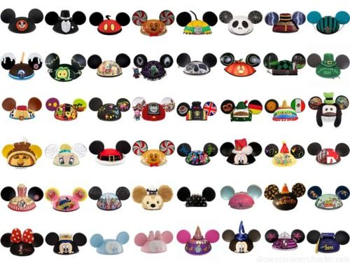 """Since their debut on the heads of Mouseketeers in 1955, Mickey Mouse ear hats have become one of the most desired fashion accessory in the world. The ears were created by Disney artist, Roy """"Big Moosketeer"""" Williams , who was one of the adult cast members on the show. The first hats were a simple cap with circular """"ears"""" on top. Roy claimed he was inspired by the 1929 short The Karnival Kid, in which Mickey tips his ears to Minnie. When the """"All New Mickey Mouse Club"""" began in 1977, the ears…"""