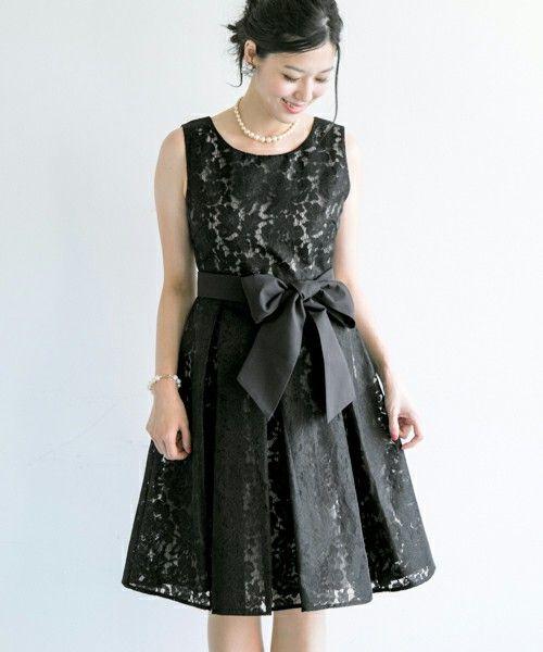 ROSSO レースボンディングドレス(ドレス)|URBAN RESEARCH ROSSO(アーバンリサーチ ロッソ)のファッション通販 - ZOZOTOWN