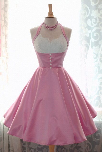 Pink Rockabilly! For my daughter, but if I lost a few pounds I could make me a red and purple one!