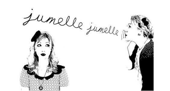 Jumelle Jumelle: A wonderful fashion blog that has been mentioned in a few popular magazines/websites... and even better i personally know Sabrina (one of the 2 bloggers)
