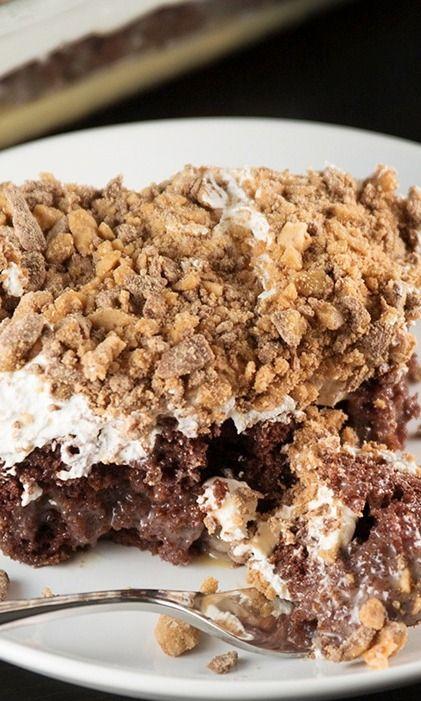 Skor Cake Recipe Condensed Milk