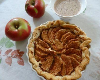 Apfelkuchen – Torta di mele