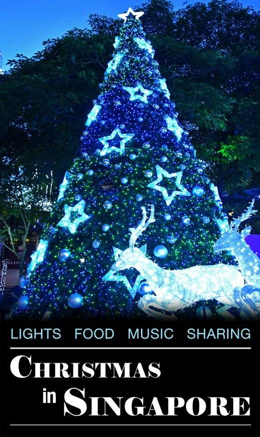 Celebrating Christmas In Singapore Exploresingapore Visitsingapore Christmas Travel Singapore Travel Singapore