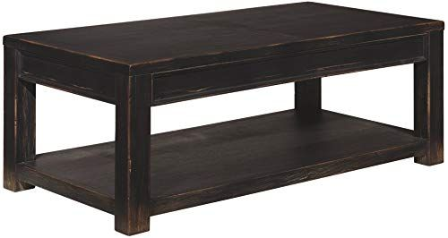 Best Seller Signature Design Ashley Gavelston Coffee Table
