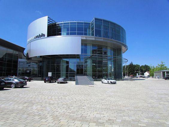 Audi Forum Ingostadt - Alemanha - Viagem com Sabor