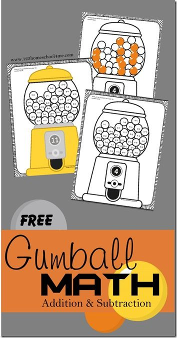 math worksheet : free gumball math worksheets  gumball subtraction worksheets and  : Free Subtraction Worksheets For 3rd Grade
