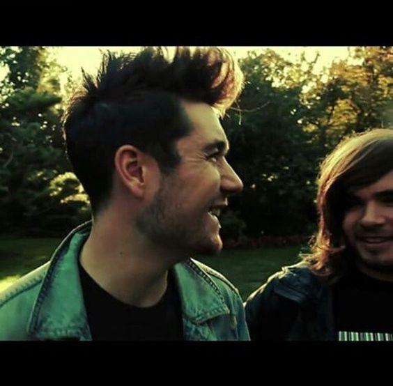Dan and woody