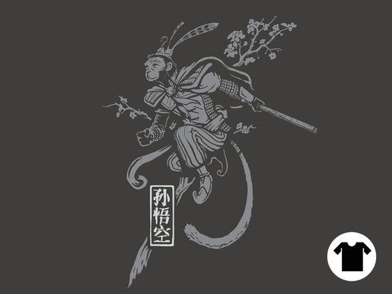 Sun Wukong by mattjepiuh - Google Search