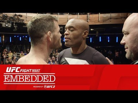 UFC (Ultimate Fighting Championship): UFC Fight Night London Embedded: Vlog Series - Episode 5