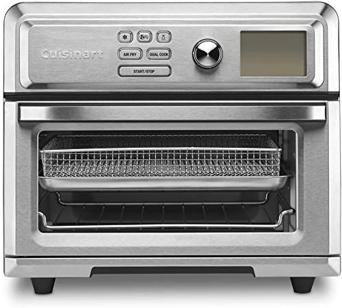 New Cuisinart Toa 65 Airfryer Toaster Oven Air Fryer 6 Cu Ft Silver Online Looknewshop In 2020 Toaster Oven Convection Toaster Oven Toaster Oven Reviews